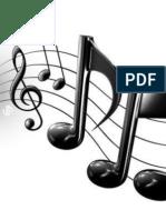 Aprender a leer partituras en clave de sol y de fa.