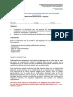 Informe No 1. Medicion de Piezas
