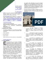 Estado Peruano - Sus Poderes y Organismos Aut