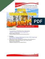 3d2n Chiangmai Promo_customer