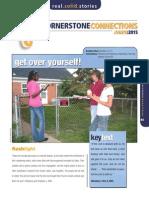 2nd Quarter 2015 Lesson 11 CornerstoneConnections