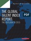 Global Talent Index Report