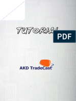 TradeCast Tutorial - Full