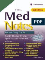 Davis Med Notes