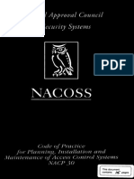 Planning Design and Installation of Access Control System