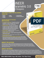 PRO/Engineer PTC Creo Parametric 3.0