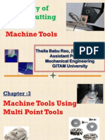 Multi Point Cutting Tools