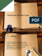 chhattisgarh jandhan yojna