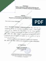 Anexa La Certif. Inreg. Baterii 2015