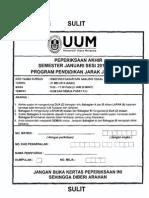 exam paper 7