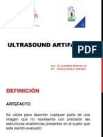 Ultrasound Artifacts