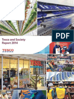 Tesco and Society Review 2014