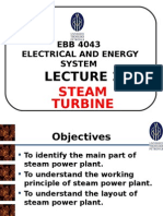 Lecture 2 - Steam Turbine