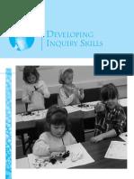 Scientific Skill Development