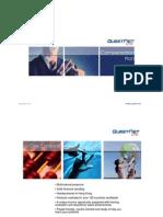 business presentation questnet