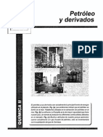 QuimicaII-XIIPetroleoYDerivados