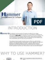 Hammer - Best Software for Colleges