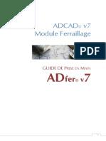 Prise en Main - ADFER V7