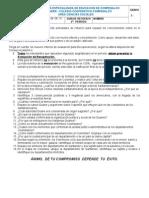Guía de Refuerzo Sociales - 2º Período 2015