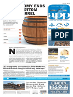 Asbury Park Press front page Thursday, June 11 2015