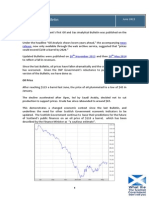 Oil and Gas Analytical Bulletin