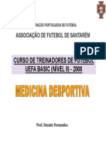 Medicina Desportiva