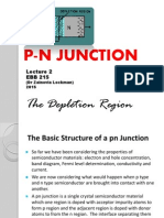 Ebb215 2015 Pn Junction Lecture 2ebb 215