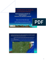 Geomorfologia do Estado de Santa Catarina