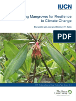 Managing Mangroves for Resilience to Climate Change