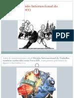 A Atual Divisão Internacional Do Trabalho (DIT