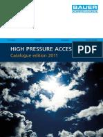 Accesorios de Alta Presion Bauer