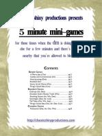 5 Minute Mini-Games (6251752)