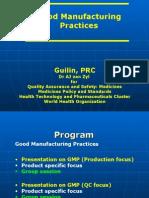 GMP Production