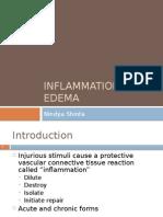 Inflammation & Edema