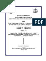 Juknis US 2015 DKI Jakarta