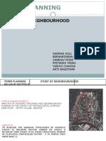 Townplanning Project - Artist Vilage Belapur