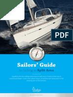 Sailing Guide for Split Area, Croatia