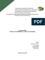 RELACION ENTRE METODO Y ESTILO DE ENSEÑANZA.pdf