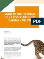 Cv_37_Manejo Nutricional de La Osteoartrosis Canina y Felina