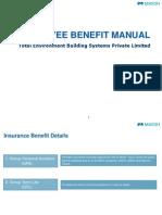 GPA_GTL Benefit Manual
