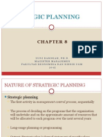Ch8 Strategic Planning Final