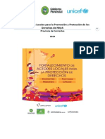 Guía de Recursos Corrientes 2013
