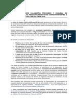 Previsión Convocatoria OEP 2015 AEAT