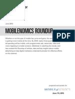EMarketer Mobilenomics Roundup