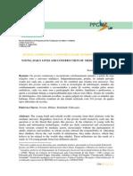 MOREIRA, Benedito Dielcio. Jovens, Cotidiano e a Construção de Mundos Midiáticos