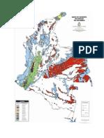 Colombia Se Encuentra Dividido de Acuerdo a Las Características de Su Territorio en Seis Regiones