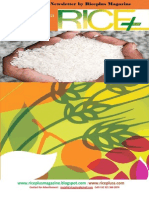 10th June (Wednesday),2015 Daily Global Rice E-Newsletter by Riceplus Magazine