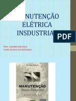 MANUTENÇÃO ELÉTRICA INSDUSTRIAL