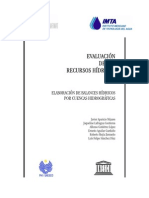 Man- IMTA-SEMARNAT_2006- Evaluacion de Recursos Hidricos - Balance_Hidrico-101p