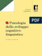 Luigi Aprile (a cura di) - Psicologia dello sviluppo cognitivo-linguistico [Thaeteve].pdf